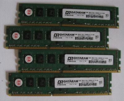 Оперативная память four 2GB pc3-10600 modules