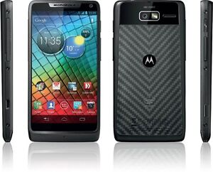 Unlocked Motorola RAZR i XT890 8GB 3G WIFI 8MP Android V4.0 Smartphone BLACK