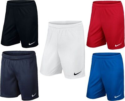 Nike Park Dri-Fit Mens Sports Football Gym Shorts Size S M L XL XXL