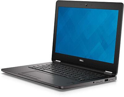 Dell latitude 12 e7270 i7-6600U 16GB 256GB SSD FHD Touch-screen +SmartCardReader