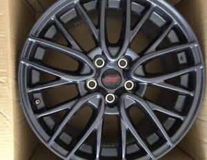 Subaru STI WRX Impreza Enkei Wheels w/ Falken Performance Tires