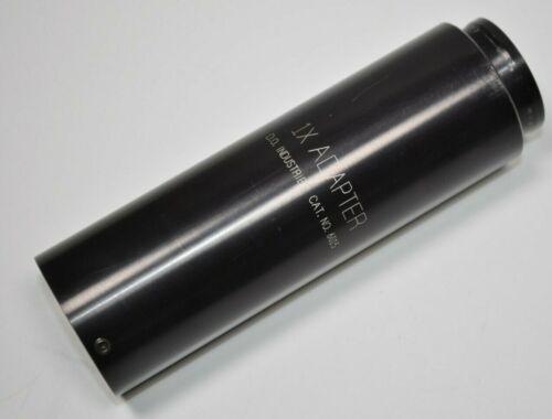 D.O. Industries / Navitar 6015 1x MAchine Vision Lens Adapter - 120mm Length