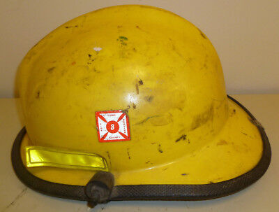 Firefighter Bunker Turn Out Fire Gear Cairns 660x Yellow Helmet H171