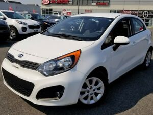 2013 Kia Rio5 Lx+, Cruise, Bluetooth, Clim