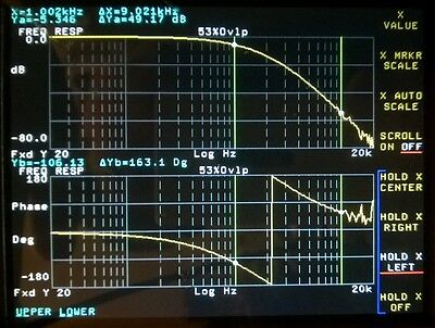 NewScope-5 Color LCD Display kit for HP Agilent 3562A Control Systems Analyzer
