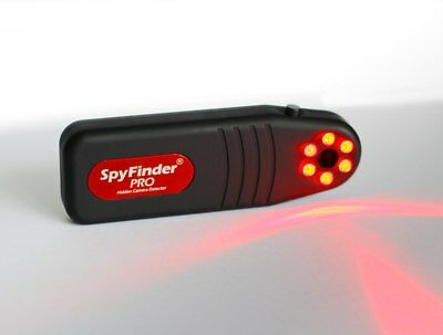 (SPYFINDER PRO Hidden Spy Camera Finder - Portable Pocket Sized Camera Detector)