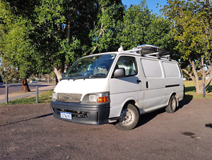 2000 Toyota Hiace Campervan !!PRICEDROP!! Southbank Melbourne City Preview