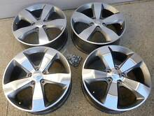"""4 x JEEP 20"""" GENUINE OEM WHEELS RIMS - Made in USA Malvern East Stonnington Area Preview"""