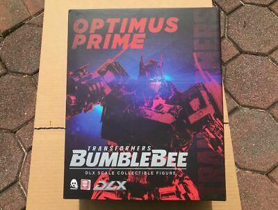 Transformers Optimus Prime ThreeA Toys DLX Scale Figure Bumblebee Movie Hasbro