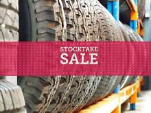 CHEAP SALE USED & NEW  HOLDEN FORD HONDA TOYOTA MAZDA 4WD TYRES Clayton Monash Area Preview