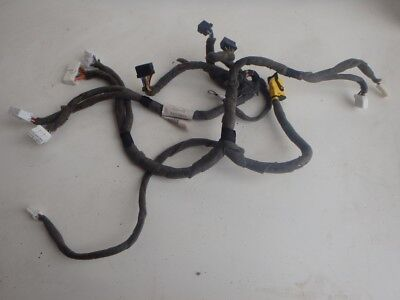 Maserati Coupe 4200 GT M138 Navigation Wiring Loom Harness Cables 200501 J086
