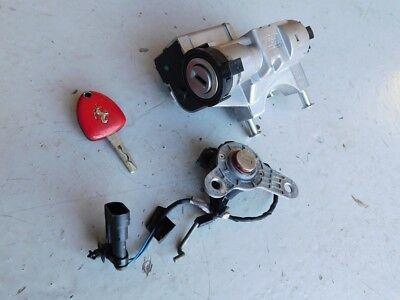 Ferrari 458 Italia Ignition Barrel Key Door Lock FOB Set J094
