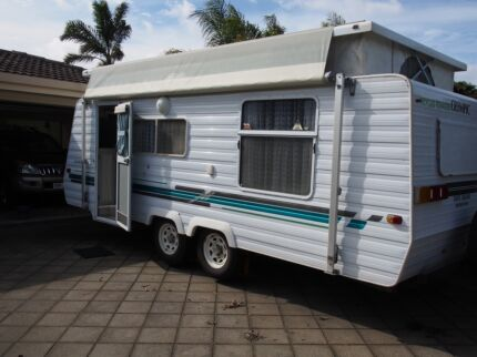 Olympic 2000 Pop Top Caravan in very good condition West Lakes Charles Sturt Area Preview
