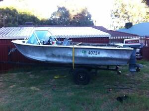14 FT ALUMINIUM DINGHY Armadale Armadale Area Preview