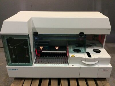 Siemens Bcs Xp Coagulation Analyzer 4 Medical Hematology Laboratory Lab