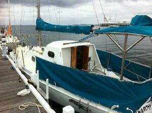 steel 34ft Boro Temptress  yacht Port Douglas Cairns Surrounds Preview