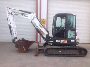 Bobcat E50 Excavator Heatherbrae Port Stephens Area Preview