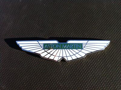 Aston Martin Hood Badge
