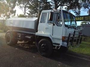 1987 Mitsubishi Water Cart (6000 Lt Tank) CAB controls Lawson Blue Mountains Preview