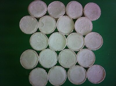 POWDERED CASCARILLA 1/2 OZ CUPS SET OF 20 WITH FREE SHIPPING IN THE U.S.](2 Oz In Cups)