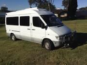 Mercedes Sprinter Campervan Eleebana Lake Macquarie Area Preview