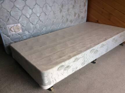 King Single ensemble bed