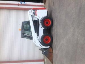 Bobcat S160 Skid Steer Heatherbrae Port Stephens Area Preview