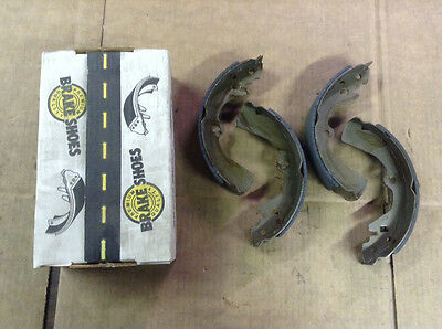 Best Test 55575 Rear Drum Brake Shoes Shoe Fits 87-90 Nissan