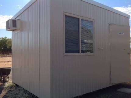 Transportable Donga 4x3M Site office REDUCED Cloncurry Central West Area Preview