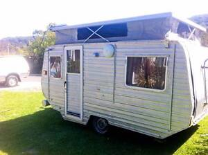 Australia's best touring van, light enough for a 4 cylinder tow Wamberal Gosford Area Preview