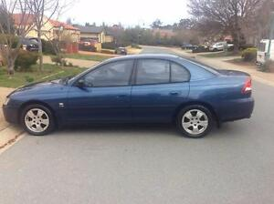 2002 Holden VY Commodore Sedan Riverwood Canterbury Area Preview