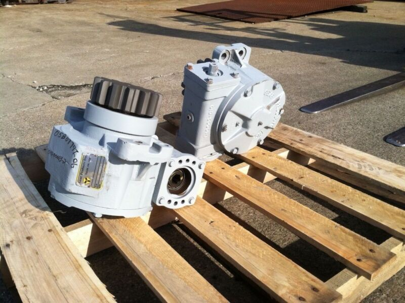 Tulsa Winch Group Gear Products Speed Reducer 010-00003-2 Terex 7091066