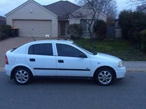 2001 Holden Astra 5 Door Hatchback Gungahlin Gungahlin Area Preview