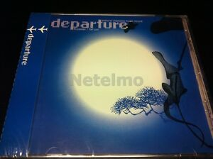 SAMURAI CHAMPLOO Music Record CD SOUNDTRACK Nujabes Fat Jon DEPARTURE MIYA