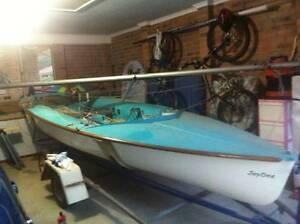 Classic 470 Sail Boat Bonython Tuggeranong Preview