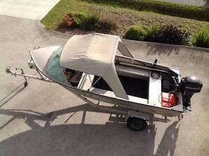 3.9M Vandieman Seaman Aluminium Runabout South Arm Clarence Area Preview