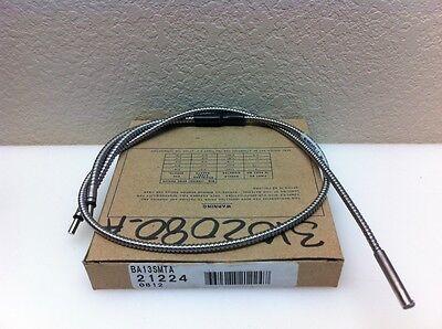 New Banner Fiber Optic Sensor Cable Ba13smta