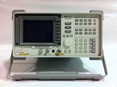 Agilent Hp 8594e Spectrum Analyzer With Opt 041 101 105 Warranty