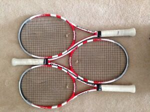 Babolat Pure Storm GT tennis racquets
