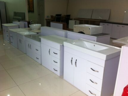 MASSIVE REDUCTION ON VANITIES. FLOOR STOCK DISCOUNT SALE Melbourne CBD Melbourne City Preview