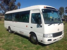 2008  TOYOTA COASTER BUS Forbes Forbes Area Preview