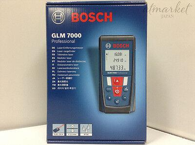 Bosch Glm7000 Laser Distance Measurer Meter Ranger Finder 230 Feet 70 Meters New