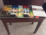 Piano stool and organ music books Melville Melville Area Preview