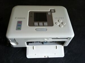 Canon Selphy CP720 Photo Printer Cambridge Kitchener Area image 1