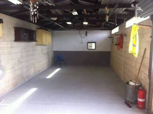 Workshop/Artists Studio/ Trades/ Business space Tempe NSW Marrickville Marrickville Area Preview
