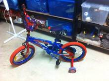 Kids boys bicycle Lidcombe Auburn Area Preview