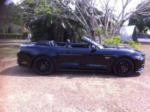 2016 Ford Mustang Convertible v8 Murarrie Brisbane South East Preview