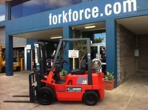 Used Nissan 1.8T LPG Forklift Arndell Park Blacktown Area Preview