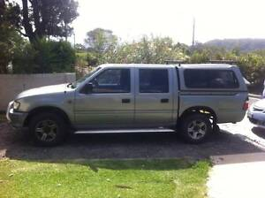 Holden Rodeo Ute, great tradies, Surfers or renovators car Wamberal Gosford Area Preview