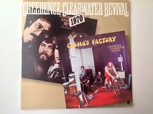 CREEDENCE-CLEARWATER-REVIVAL-1970-FANTASY-RECORDS-DOUBLE-LP-COSMOS-PENDULUM